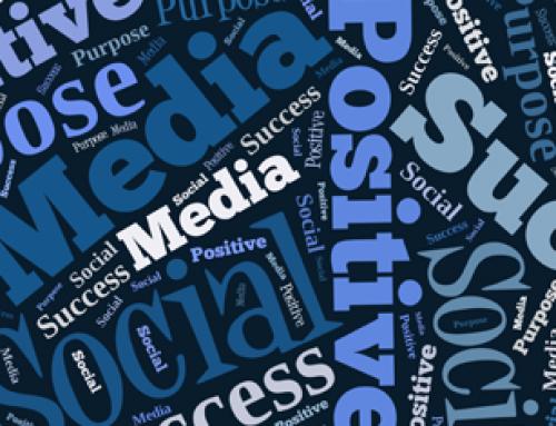 Positive on Purpose = Social Media Success